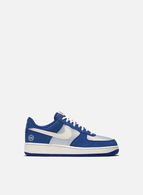 sneakers nike air force 1 deep royal blue sail phantom