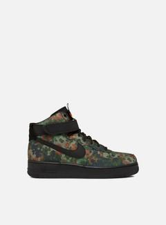 Nike - Air Force 1 High 07 LV8, Alligator/Black/Safari/Patina 1