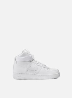 Nike - Air Force 1 High 07, White/White 1