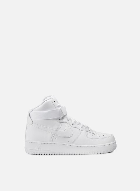 sneakers nike air force 1 high 07 white white