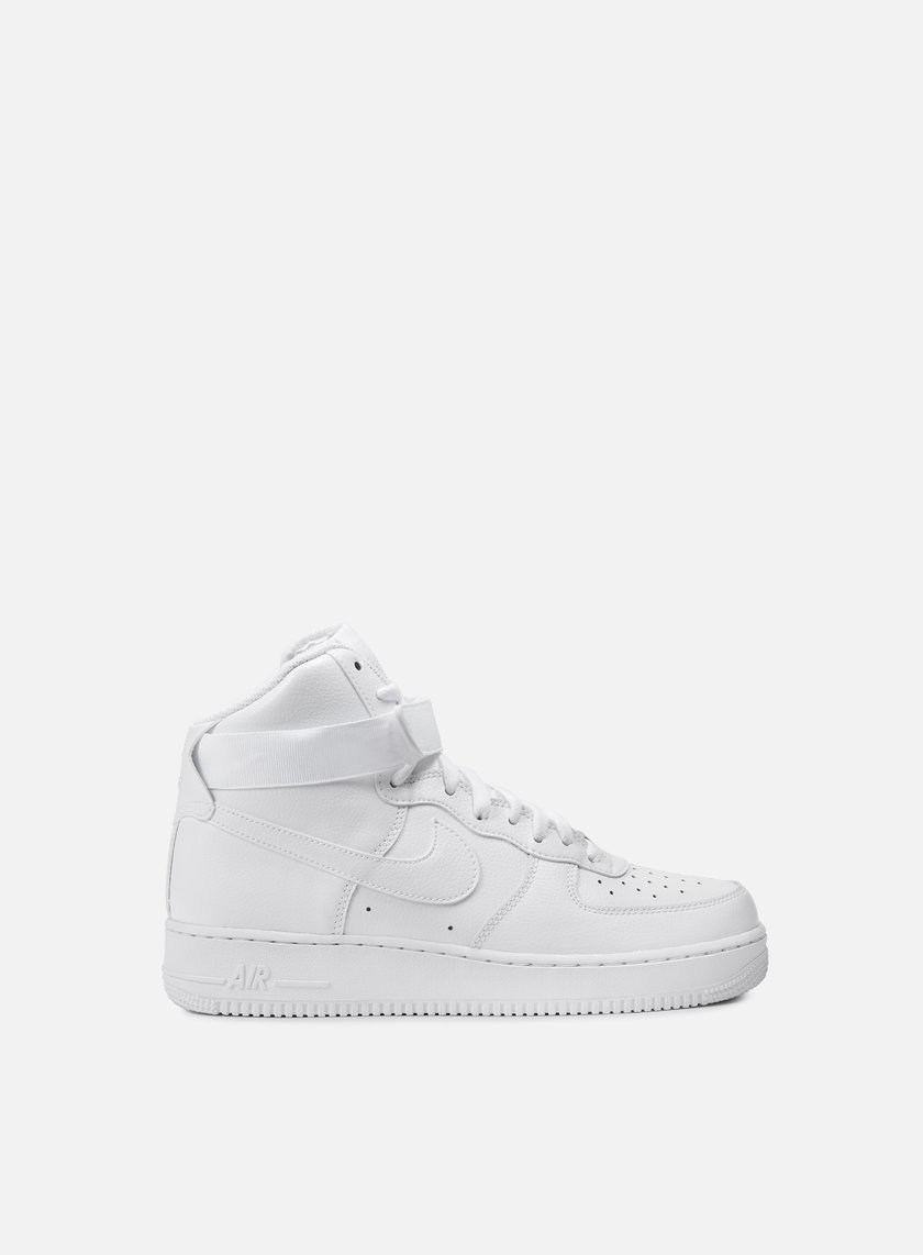 Nike - Air Force 1 High 07, White/White