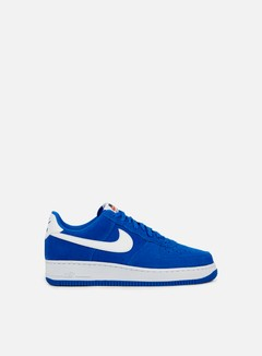 Nike - Air Force 1, Hyper Cobalt/White/Hyper Cobalt
