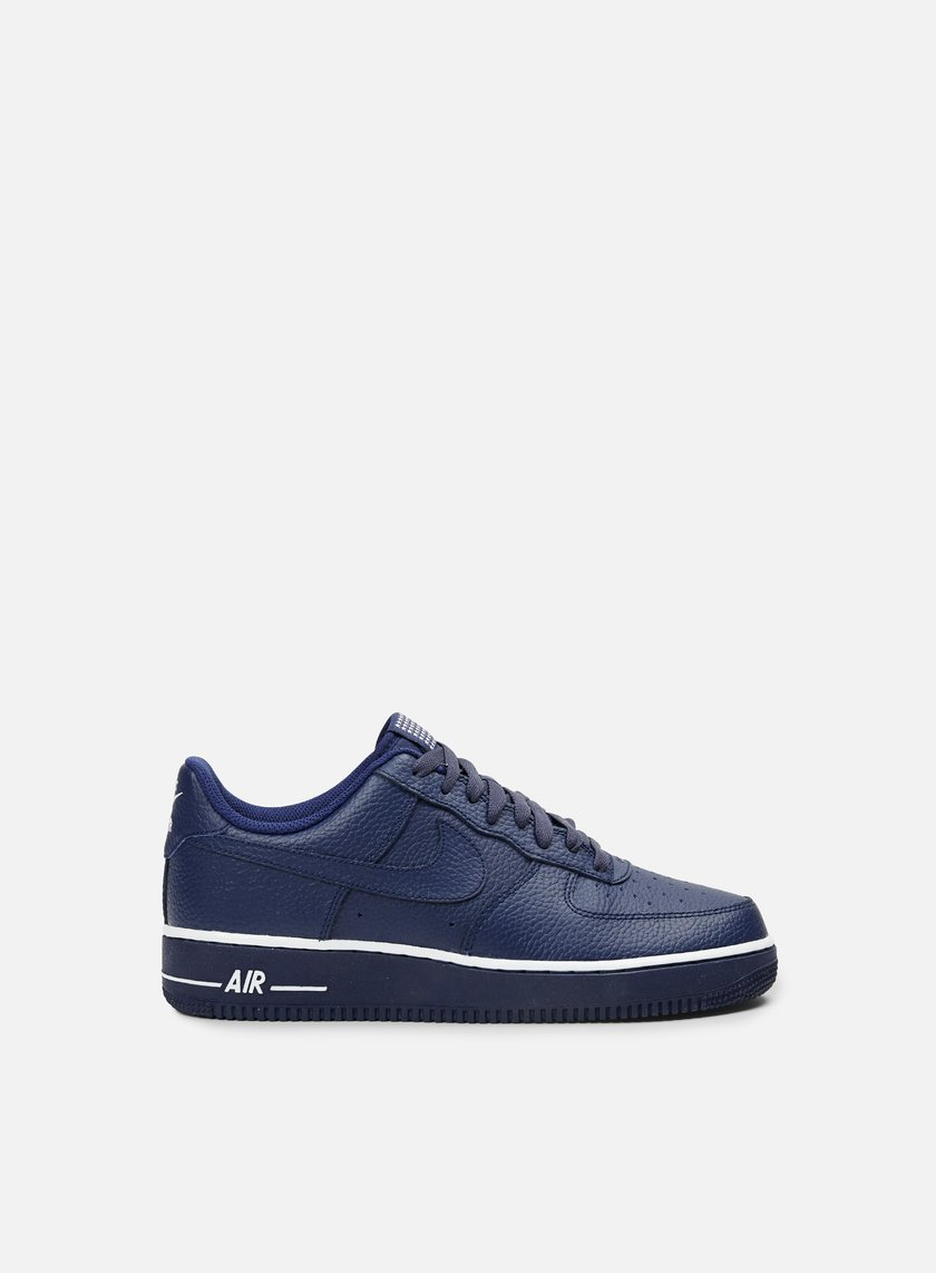 Nike - Air Force 1, Loyal Blue/Loyal Blue/White