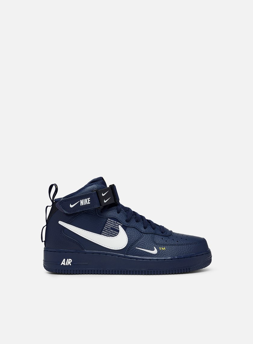 nike air force nere alte acquisto