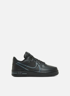 Nike - Air Force 1 React, Black/Anthracite