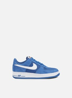 Nike - Air Force 1, Star Blue/White