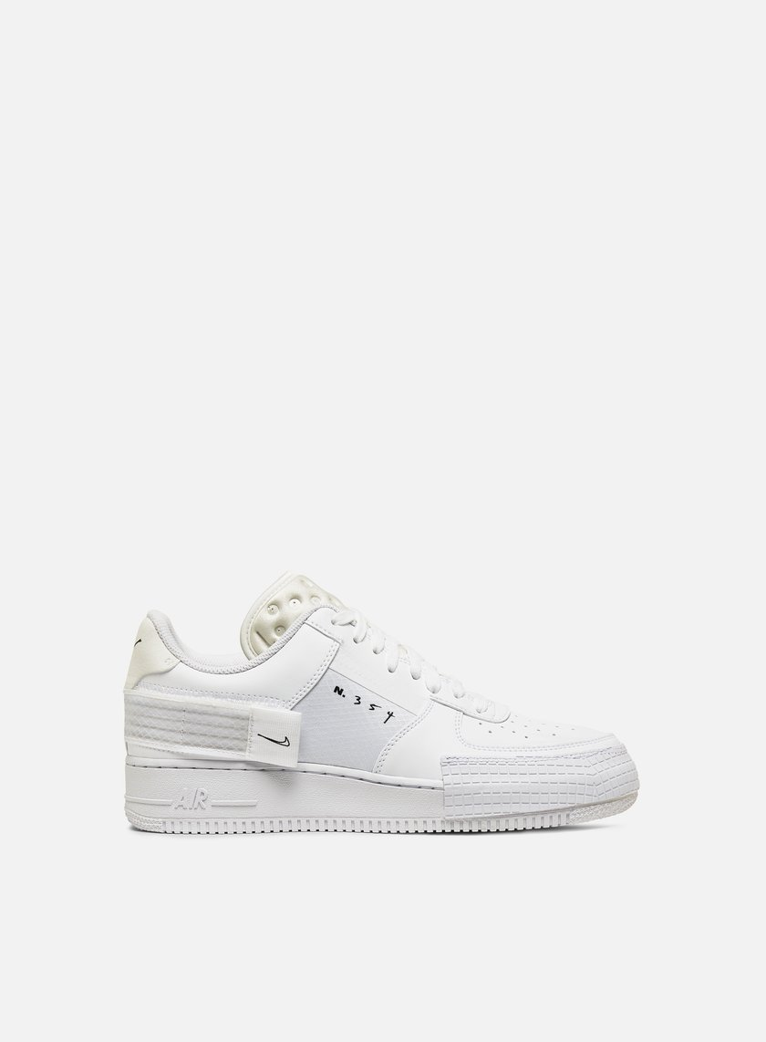air force 1 type uomo bianche