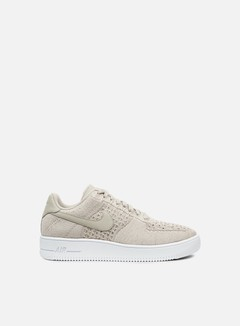 Nike - Air Force 1 Ultra Flyknit Low, String/String/White