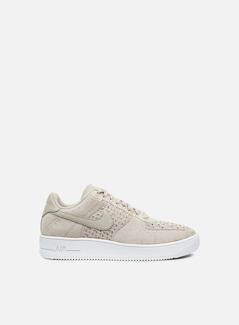 ... Nike - Air Force 1 Ultra Flyknit Low, String/String/White 1 ...