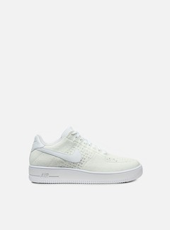 Nike - Air Force 1 Ultra Flyknit Low, White/White/White
