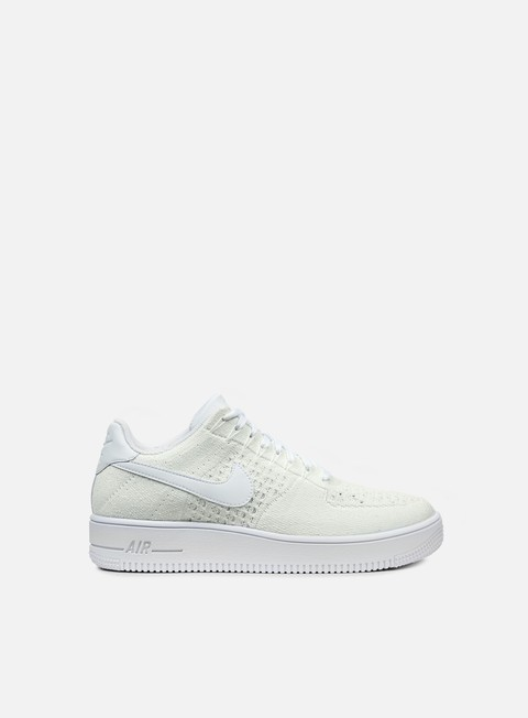 sneakers nike air force 1 ultra flyknit low white white white