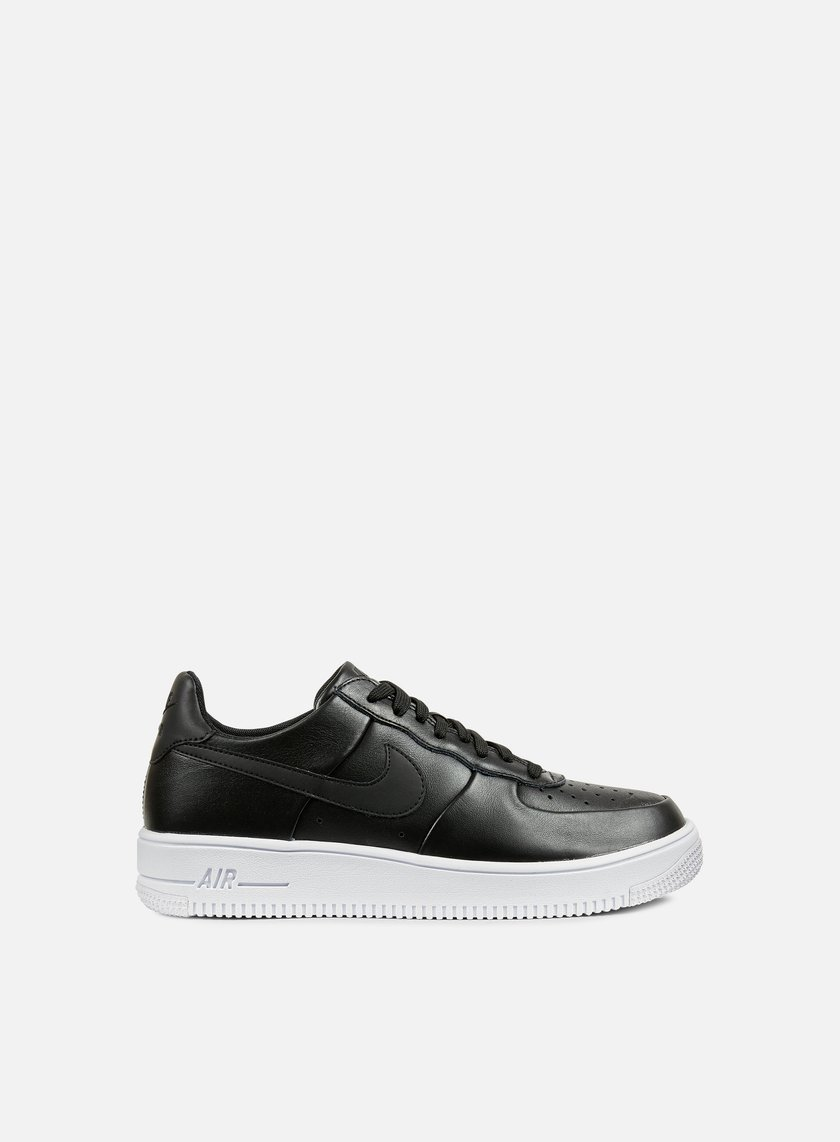 Nike - Air Force 1 Ultraforce Leather, Black/Black/White