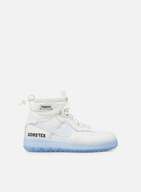 nike air force bianche alte