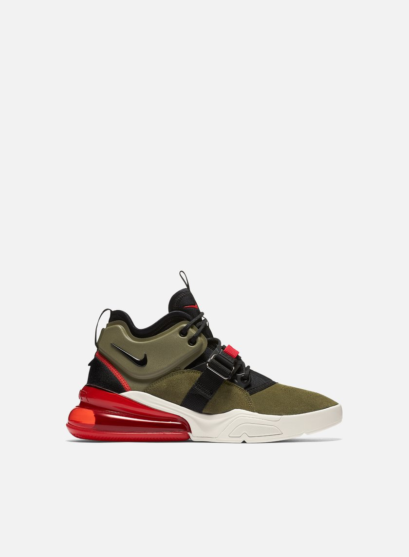 a6cfaaa627c NIKE Air Force 270 € 101 High Sneakers
