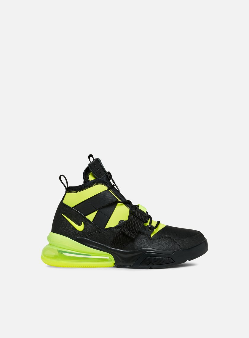 NIKE Air Force 270 Utility € 88 High Sneakers  bf6dcf9df8