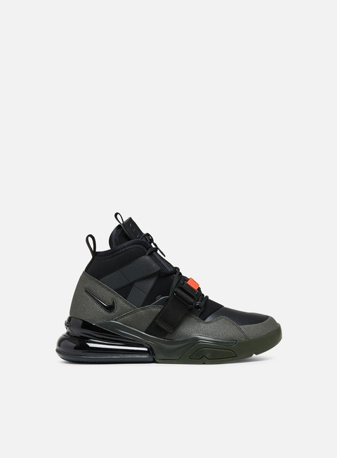 Lifestyle Sneakers Nike Air Force 270 Utility