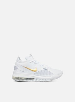 Nike - Air Force Max Low, White/White/Black/Volt