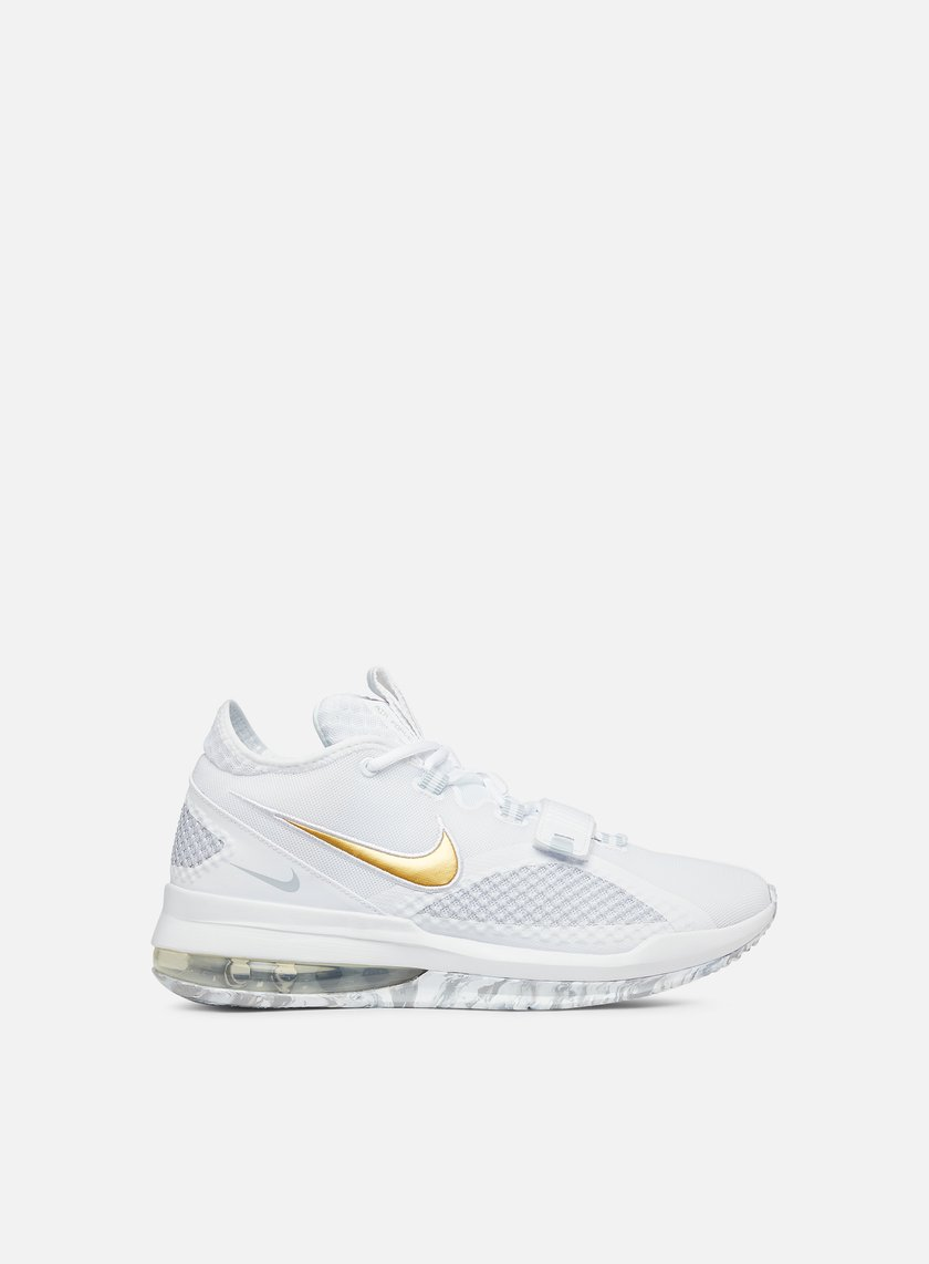 nike air force max low white