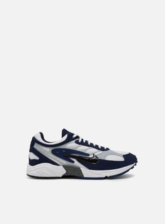 Nike - Air Ghost Racer, Midnight Navy/Black/Wolf Grey/White