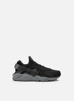 Nike - Air Huarache, Black/Black/Dark Grey 1