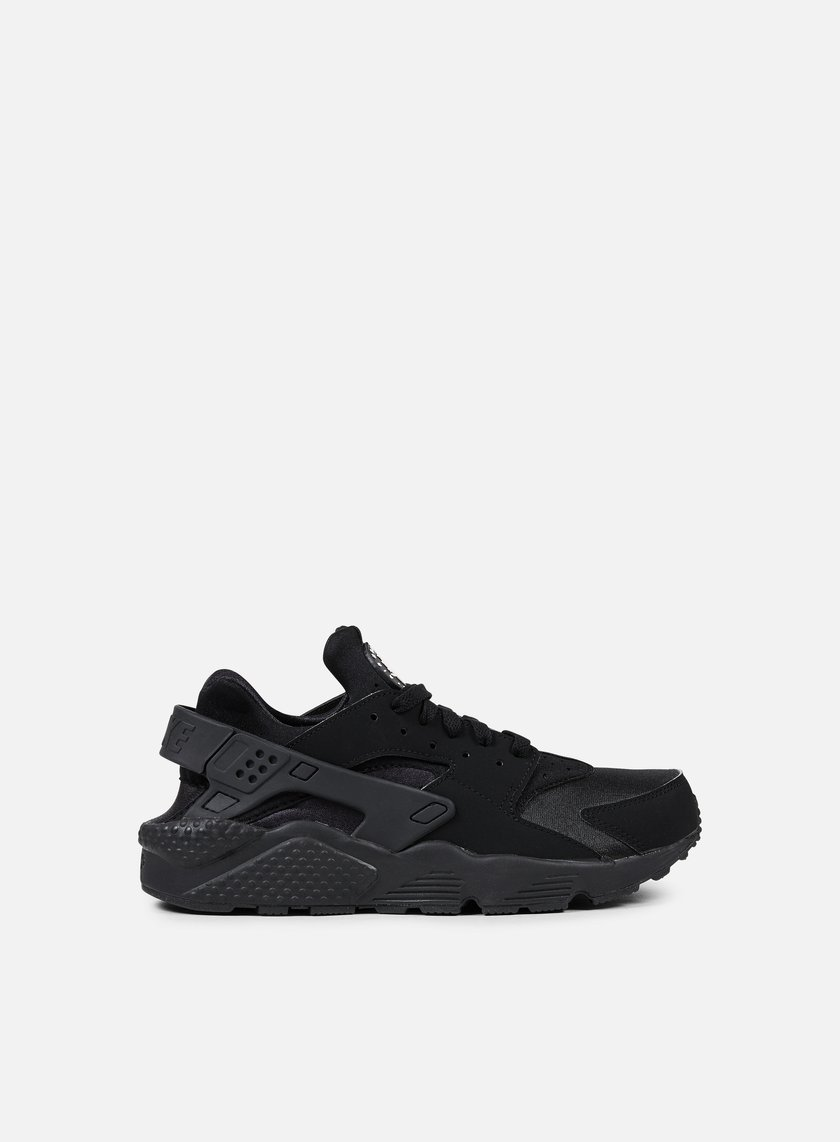 Nike - Air Huarache, Black/Black/White
