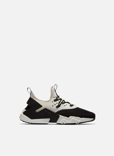 sneakers nike air huarache drift black sail white