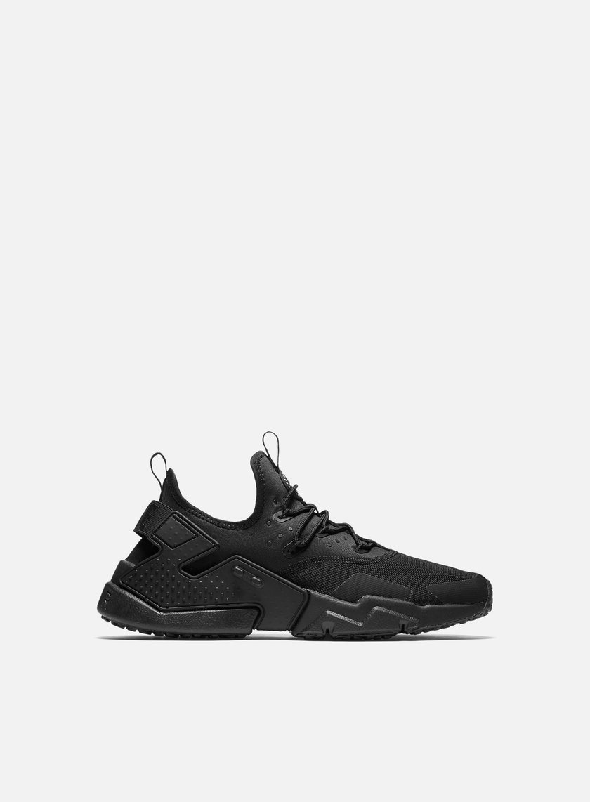 sneakers nike air huarache drift black white
