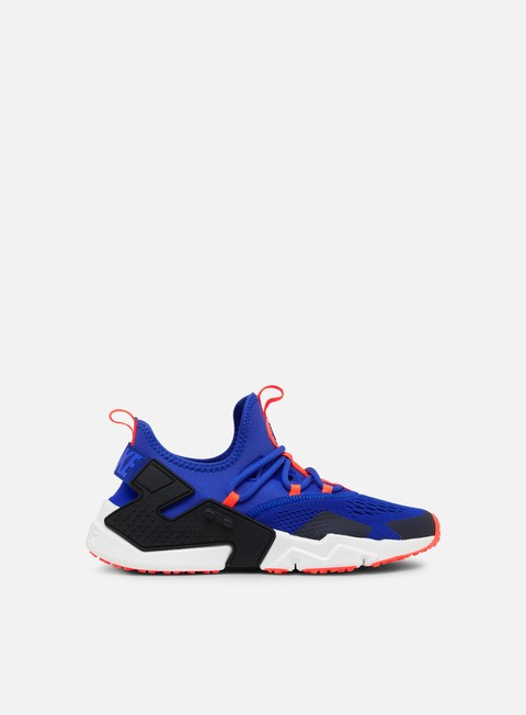 sneakers nike air huarache drift br racer blue total crimson racer blue