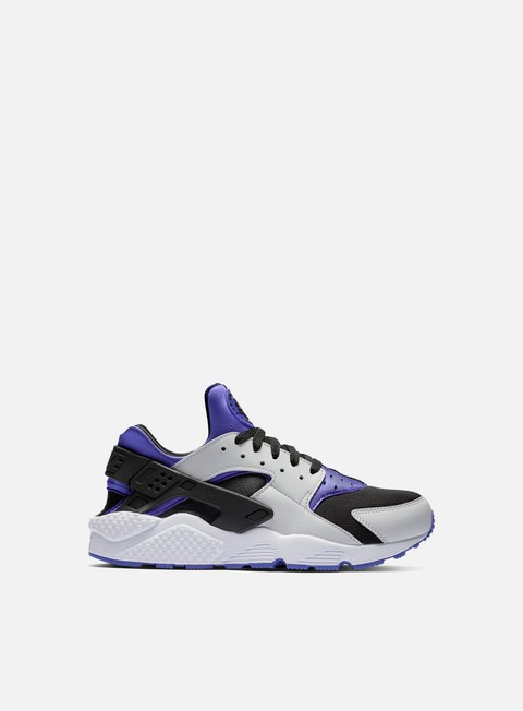 sneakers nike air huarache persian violet pure platinum black