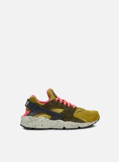 Nike - Air Huarache Run PRM, Desert Moss/Cobblestone/Cargo Khaki
