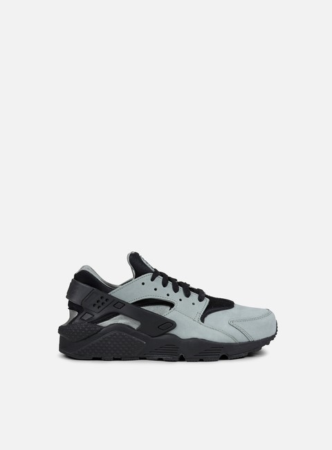 sneakers nike air huarache run prm mica green black