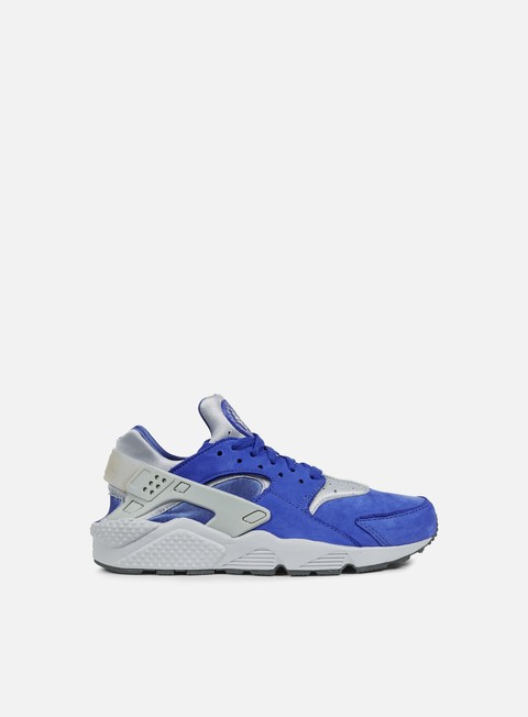 sneakers nike air huarache run prm varsity royal wolf grey cool grey