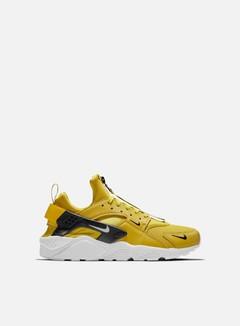 Nike - Air Huarache Run PRM Zip, Bright Citron/White/Black