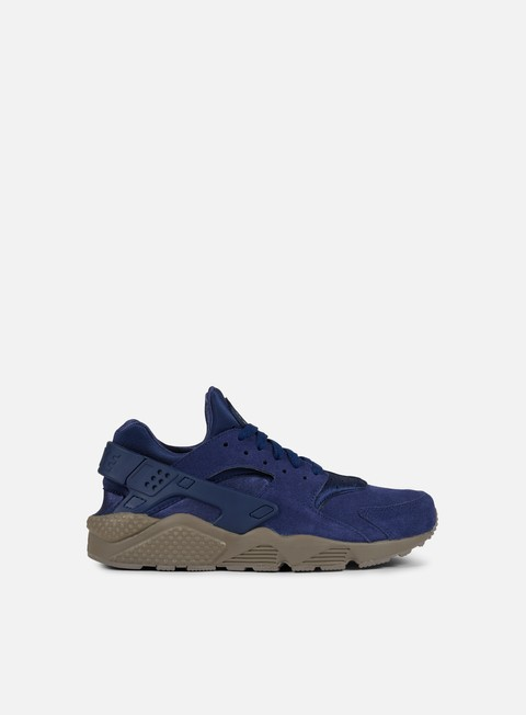 sneakers nike air huarache run se binary blue binary blue