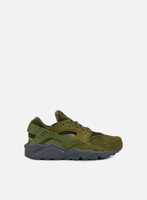 sneakers nike air huarache run se legion green legion green