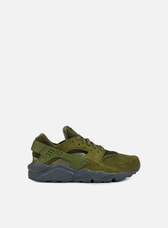Nike - Air Huarache Run SE, Legion Green/Legion Green