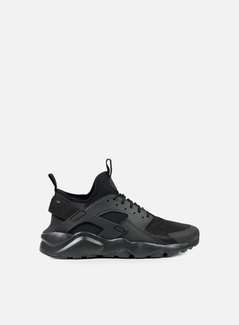 Nike - Air Huarache Run Ultra, Black/Black/Black