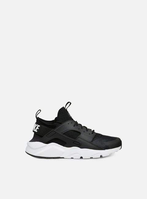 sneakers nike air huarache run ultra black white anthracite