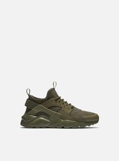 Nike - Air Huarache Run Ultra BR, Medium Olive/Medium Olive 1