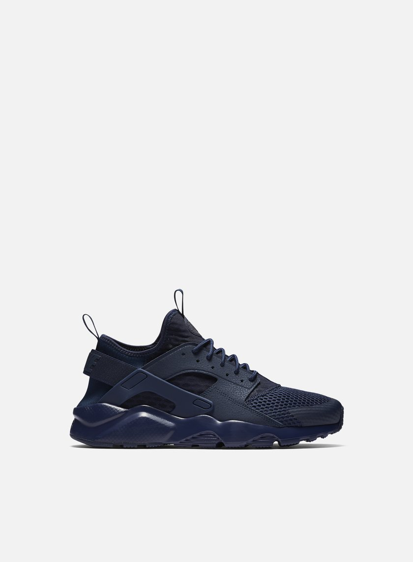 Nike - Air Huarache Run Ultra BR, Midnight Navy/Midnight Navy