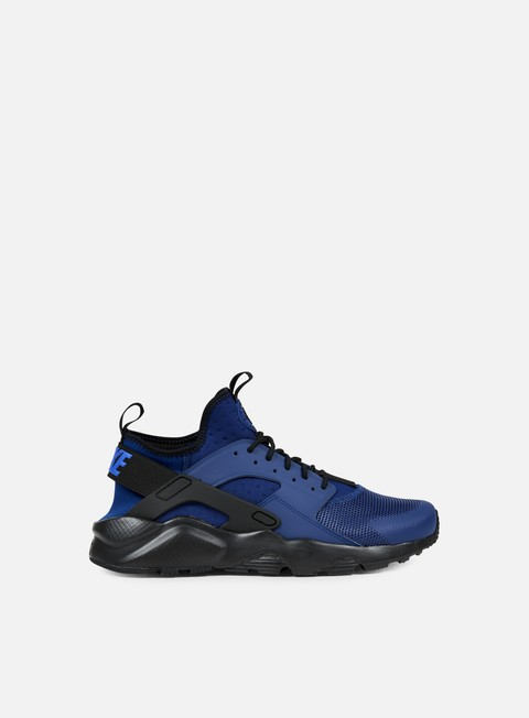 sneakers nike air huarache run ultra coastal blue dark obsidian