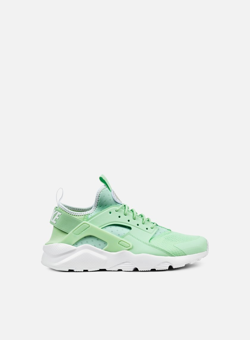 Nike - Air Huarache Run Ultra, Fresh Mint/Pale Grey/White