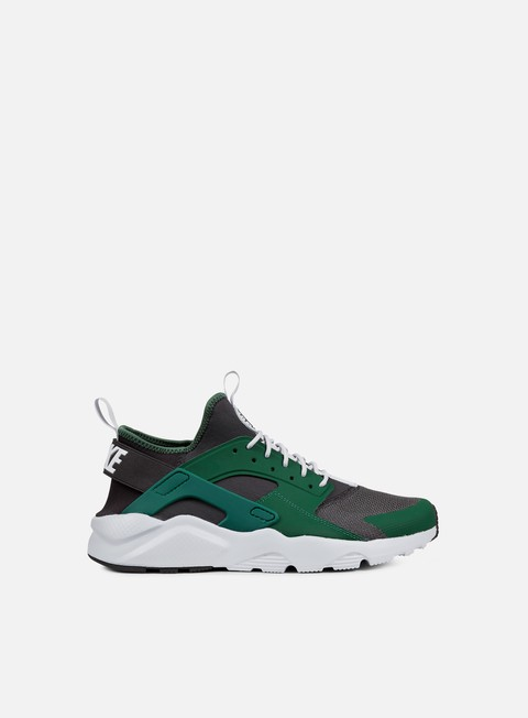 sneakers nike air huarache run ultra gorge green black white