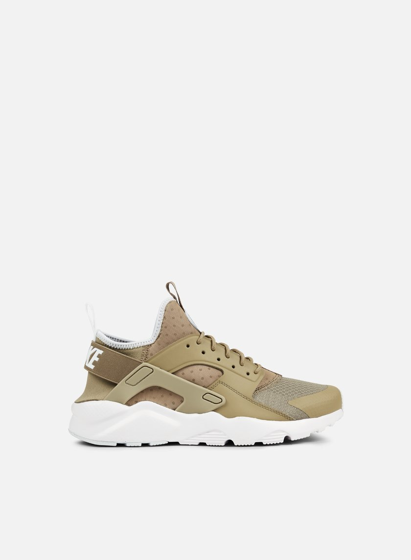 Nike - Air Huarache Run Ultra, Khaki/Pale Grey/White