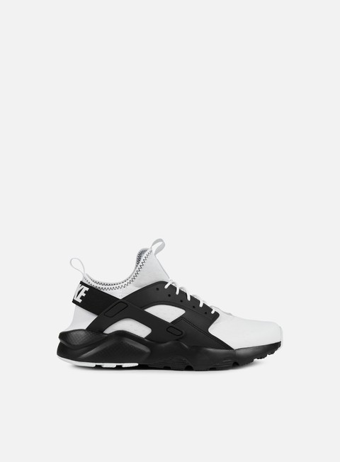 sneakers nike air huarache run ultra se white black black