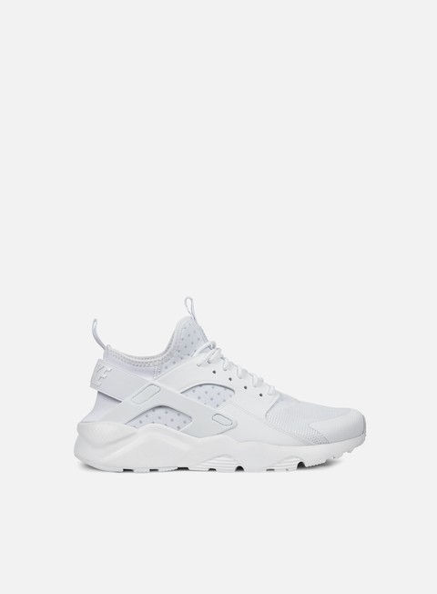 sneakers nike air huarache run ultra white white white
