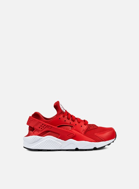 sneakers nike air huarache university red true berry