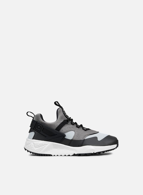 sneakers nike air huarache utility base grey light ash grey