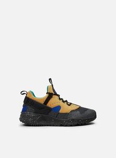 Nike - Air Huarache Utility, Bronze/Racer Blue/Rio Teal 1