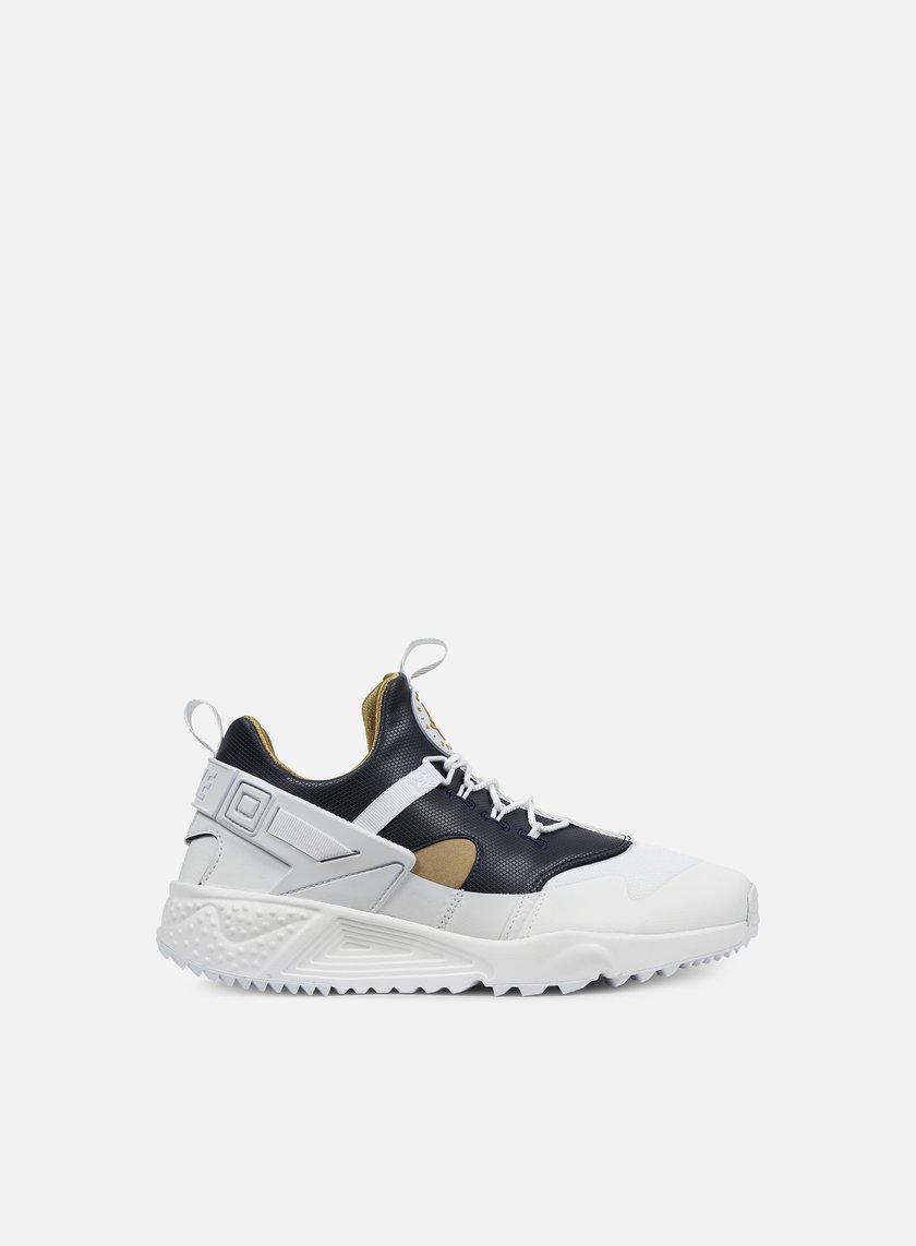 Nike - Air Huarache Utility PRM, White/Metallic Gold